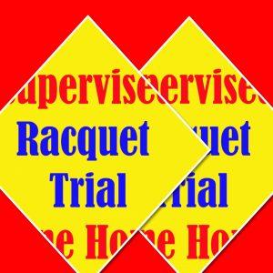Racquet Trial