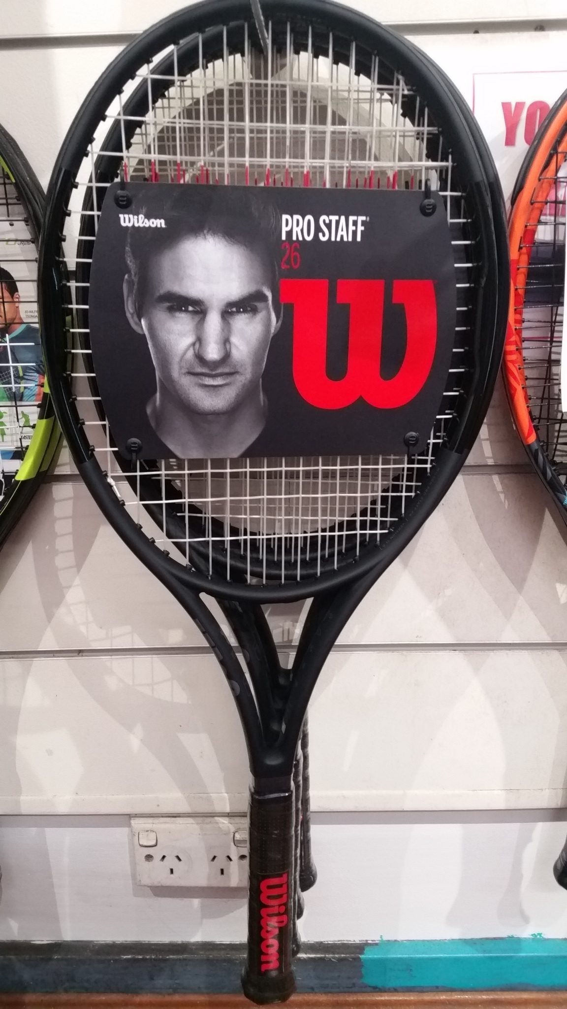 Wilson Pro Staff >> Wilson Prostaff 26