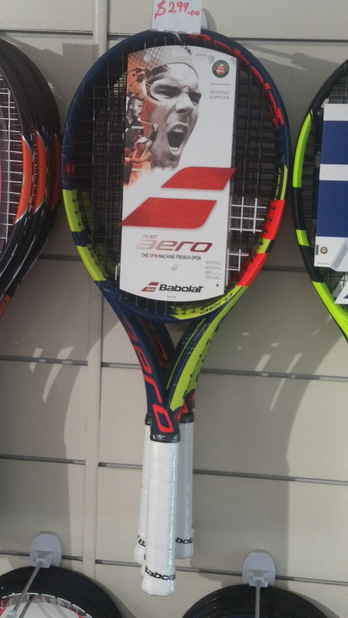 242492b9ab47 Babolat Pure Aero French Open - Tennis Racquet