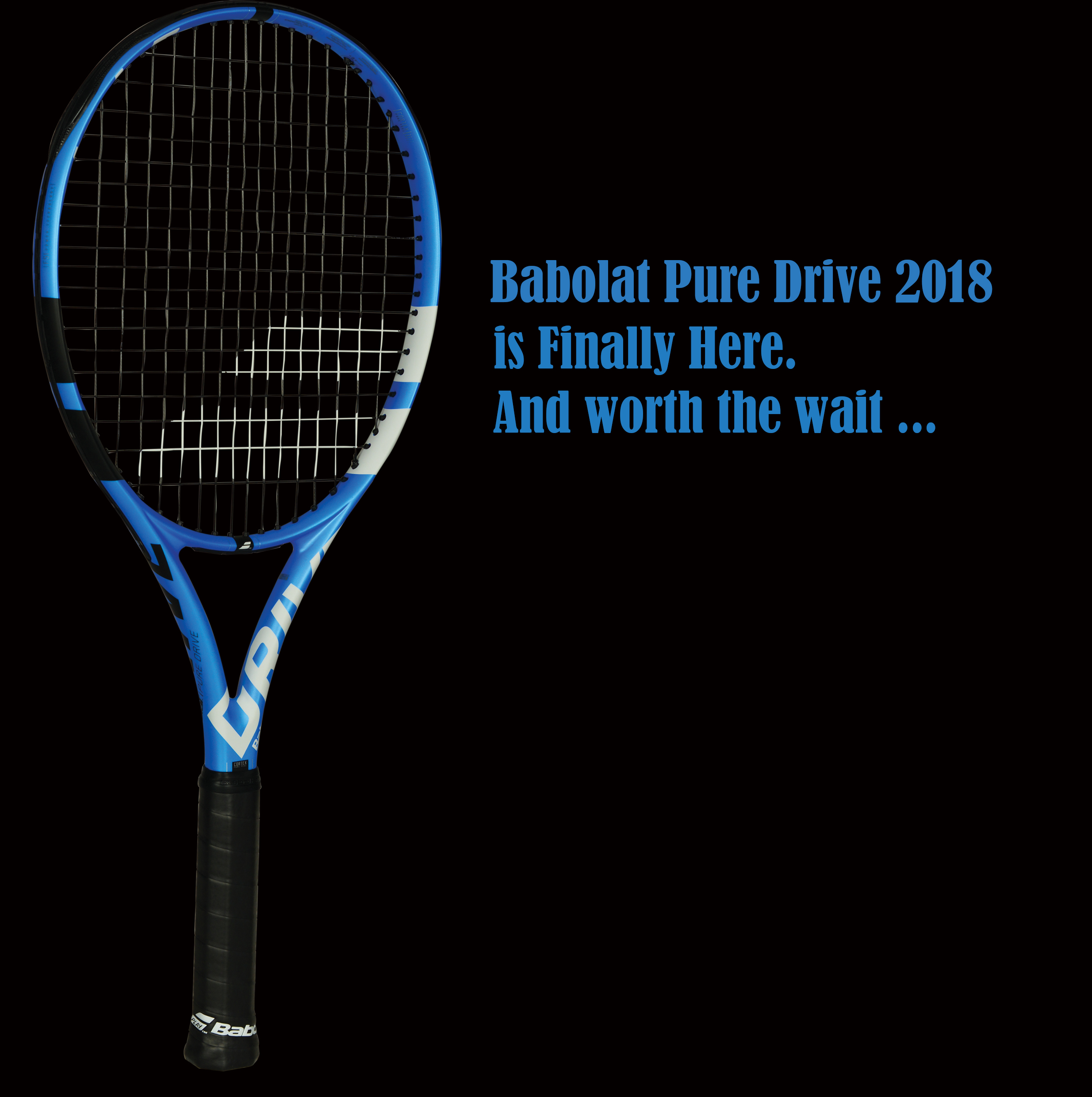 sports shoes 69dbd 31b03 Babolat Pure Drive 2018