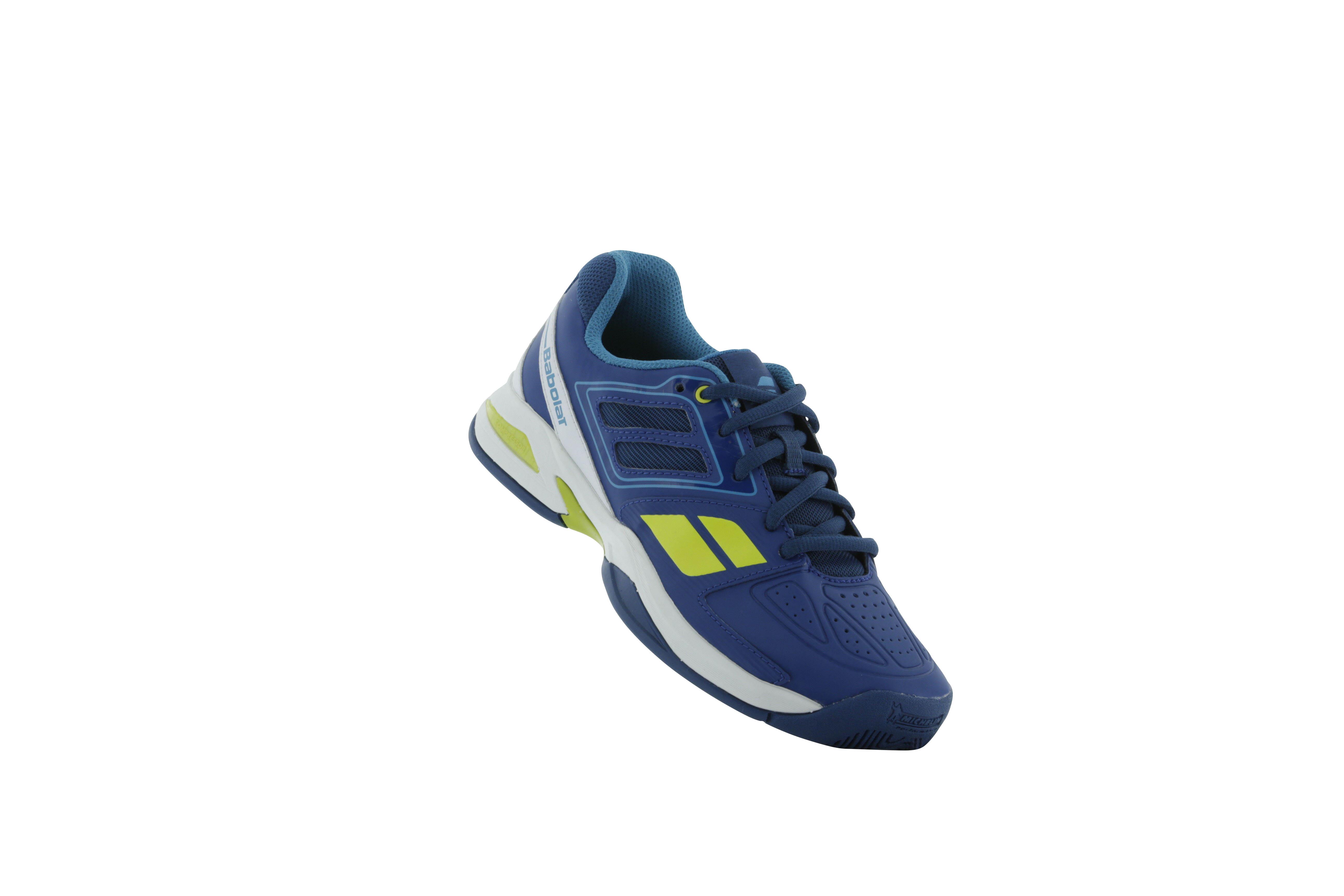 553d5cee56477 Babolat Pro Pulse Team BPM JR Dark Blue Tennis Shoes